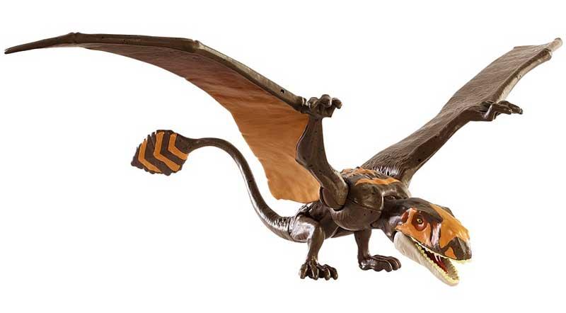 REA-Jurassic World Dimorphodon Dino Escape Dinosauriefigur 21 cm-REA