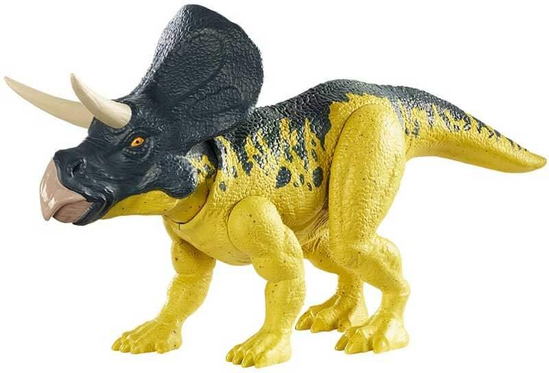 REA-Jurassic World Zuniceratops Dino Escape Dinosauriefigur 17 cm-REA
