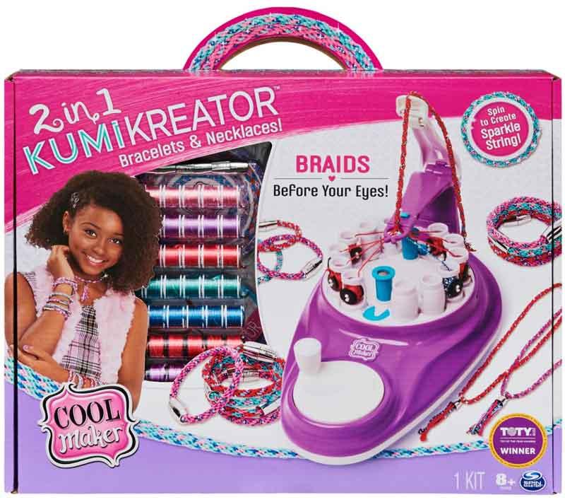 Cool Maker Kumi Creator 2-in-1 Skapa egna Smycken
