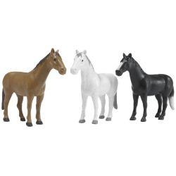 Bruder hästar i tre färger
