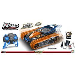 RC Nikko Velocitrax Electric Orange