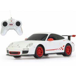 Porsche GT3 RS 1:24 vit 27MHz