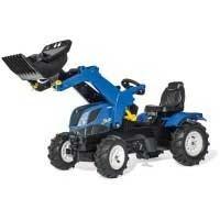 New Holland Tramptraktor Rolly Toys