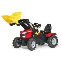 Massey Ferguson Tramptraktor Rolly Toys