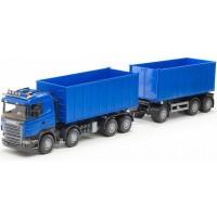 Scania lastbilar