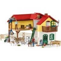 Bondgård leksak och leksaksbondgård till barn - Leksakscity.se 216851b81cfa0